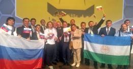 Апимондия 2021 в России